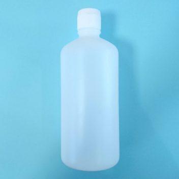 樹脂製ボトルのシュリンク加工